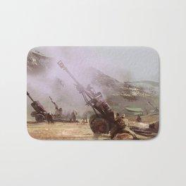 Artillery Bath Mat