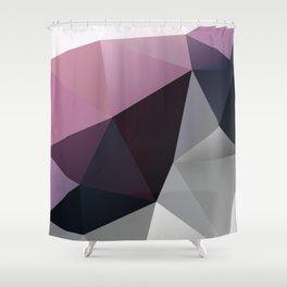 Aubergine Shower Curtain