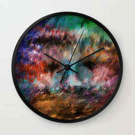 The Cryimg Devil #2 Wall Clock