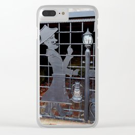 explore the history of Occoquan Clear iPhone Case
