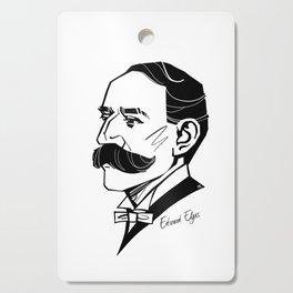 Edward Elgar Cutting Board