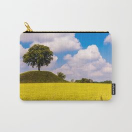 Spring in the fields of Italy Carry-All Pouch