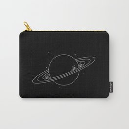 SPACE RACE Carry-All Pouch