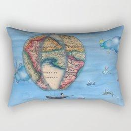 Pirate Balloon 2 Rectangular Pillow