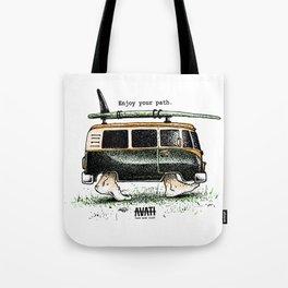 Combi walker Tote Bag