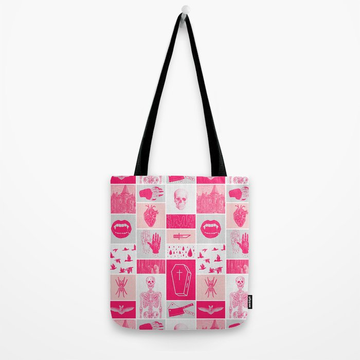 Fright Delight Tote Bag
