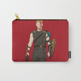 god of what? Lightening. Carry-All Pouch