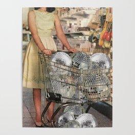 (Disco)unt Supermarket Poster