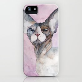 CAT #3 iPhone Case