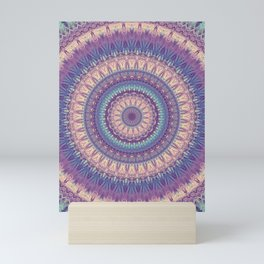 Mandala 517 Mini Art Print