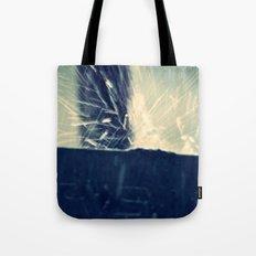 rain splash Tote Bag