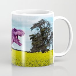 Pink in the fields Coffee Mug