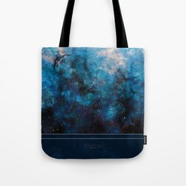 Original Abstract Art - Vesper Tote Bag