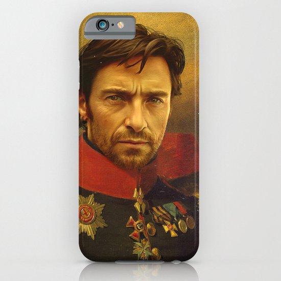 Hugh Jackman - replaceface iPhone & iPod Case