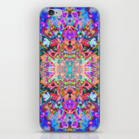 trippy iPhone & iPod Skins featuring TRIPPY by IZZA