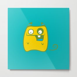 cutie monster_03 Metal Print