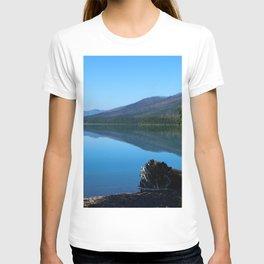 Lake McDonald Impression T-shirt