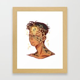 Marco Gem AU Framed Art Print