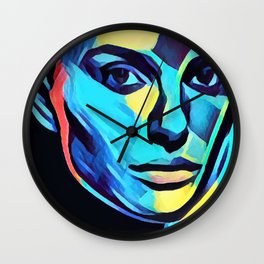 Mathilda Evey Wall Clock