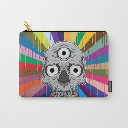 3 Eyed Jackass Carry-All Pouch