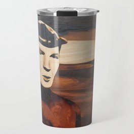 Leonard Nimoy alias Mr. Spock Travel Mug