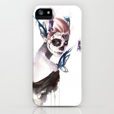 Mourning iPhone (5, 5s) Slim Case
