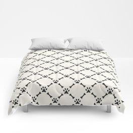 Bone & Paw Pattern Comforters