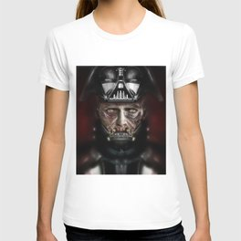 lord v unmasked T-shirt
