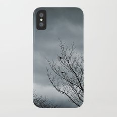 Your Coldness iPhone X Slim Case