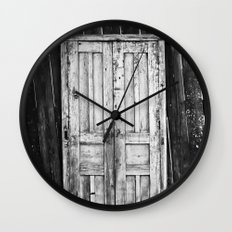 To the Unknown Wall Clock