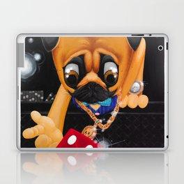 Pugsy the Playa Laptop & iPad Skin