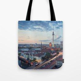 Berlin Classic Tote Bag