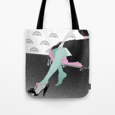 If the shoe fits... buy it in every colour II Tote Bag