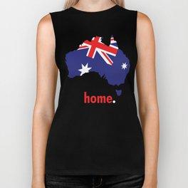 Australia Proud Biker Tank