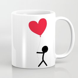 I give you my love by Oliver Henggeler Coffee Mug