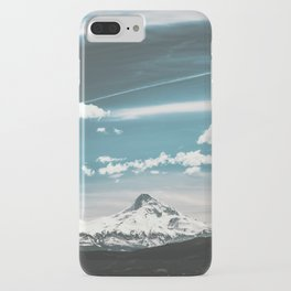 Mountain Morning - Nature Photography iPhone Case