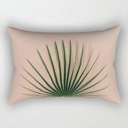 pink botanics Rectangular Pillow