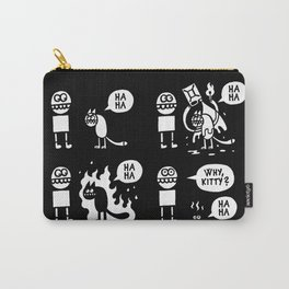 Why, Kitty? Carry-All Pouch