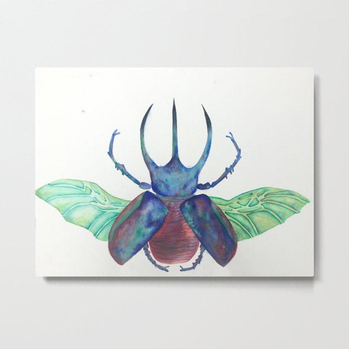 buggin Metal Print