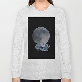 Midnight Moon of Mystery Long Sleeve T-shirt