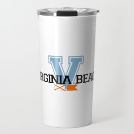 Virginia Beach. Travel Mug
