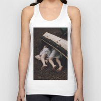 twins Tank Tops featuring Twins by Brianne Daigle