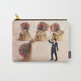 The snail tamer Carry-All Pouch