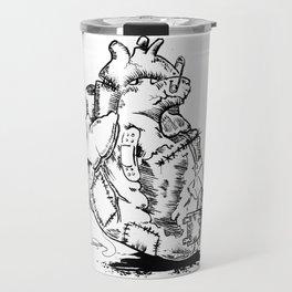 A Broken Heart Travel Mug