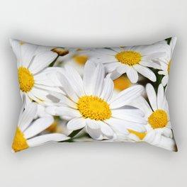 Daisy Flowers 0136 Rectangular Pillow