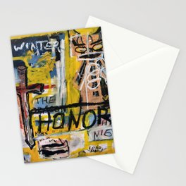 Winter Honor Stationery Cards