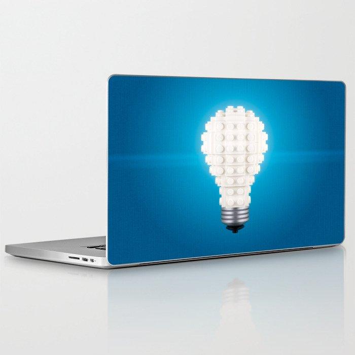 Here's an idea! Laptop & iPad Skin