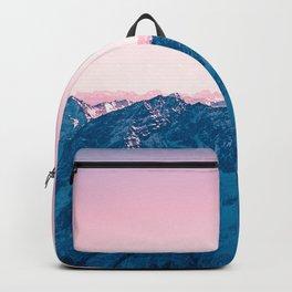 Pale Pink Sky Backpack