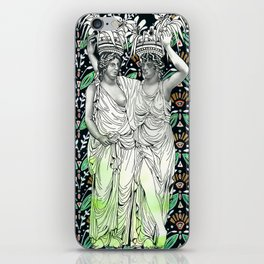 Viennese Ladies iPhone Skin