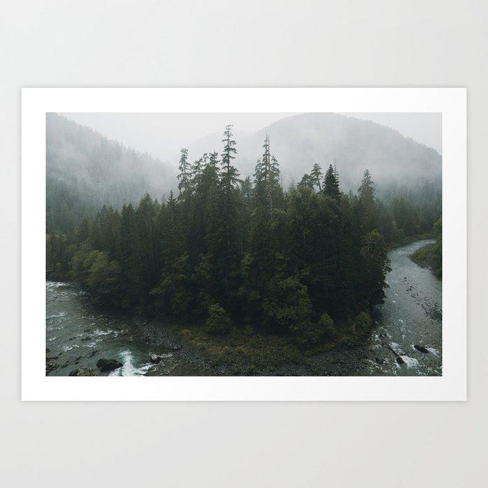 Pacific Northwest Kunstdrucke